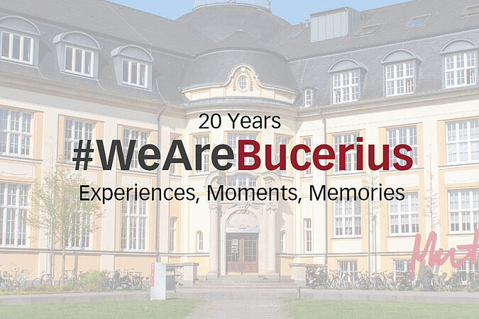 20 Years Bucerius Law School