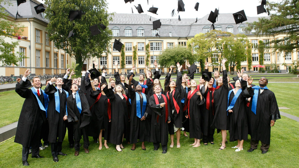 Studenten des Bucerius Master of Law and Business