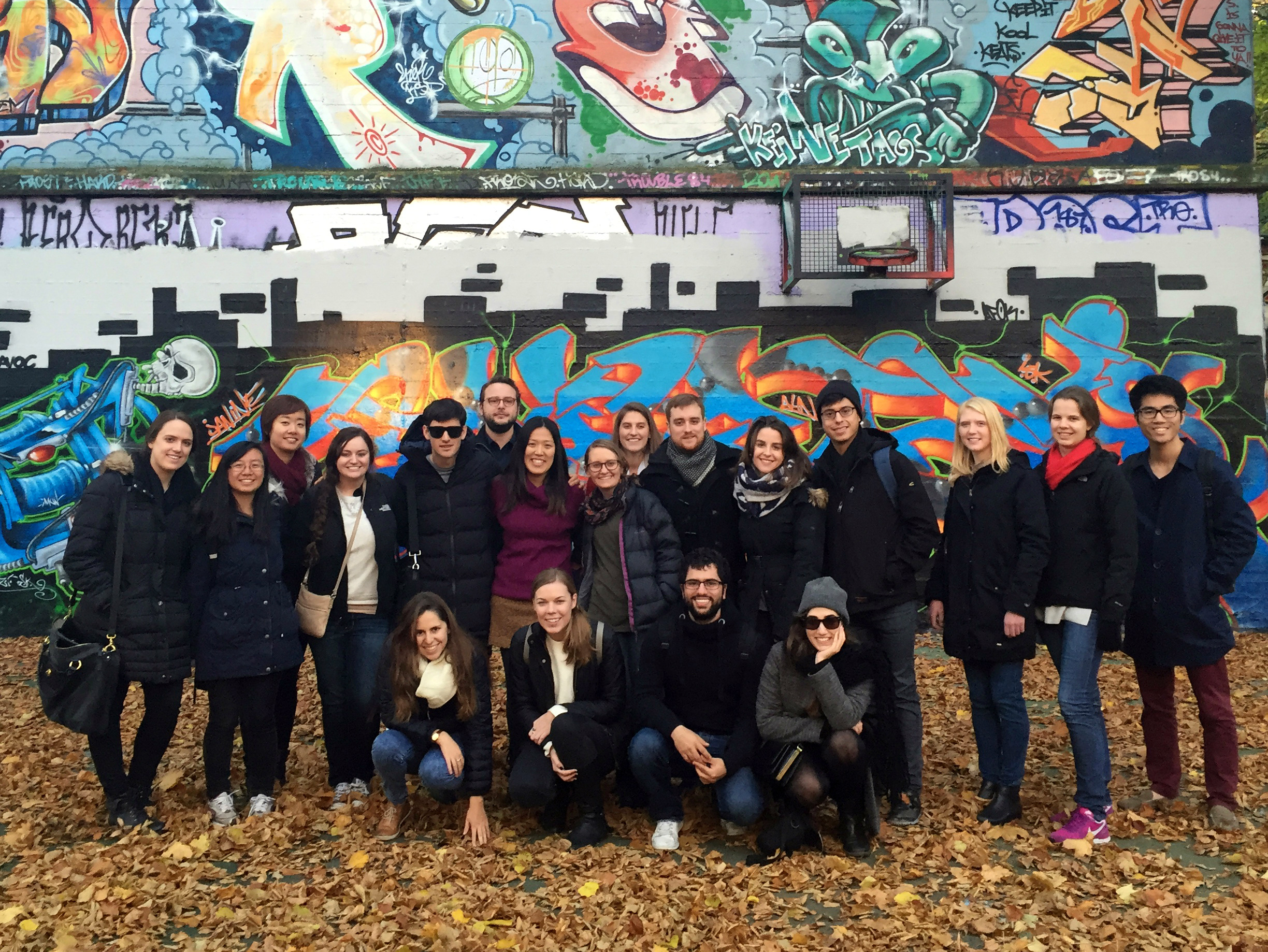 Alternative Hamburg Walking Tour