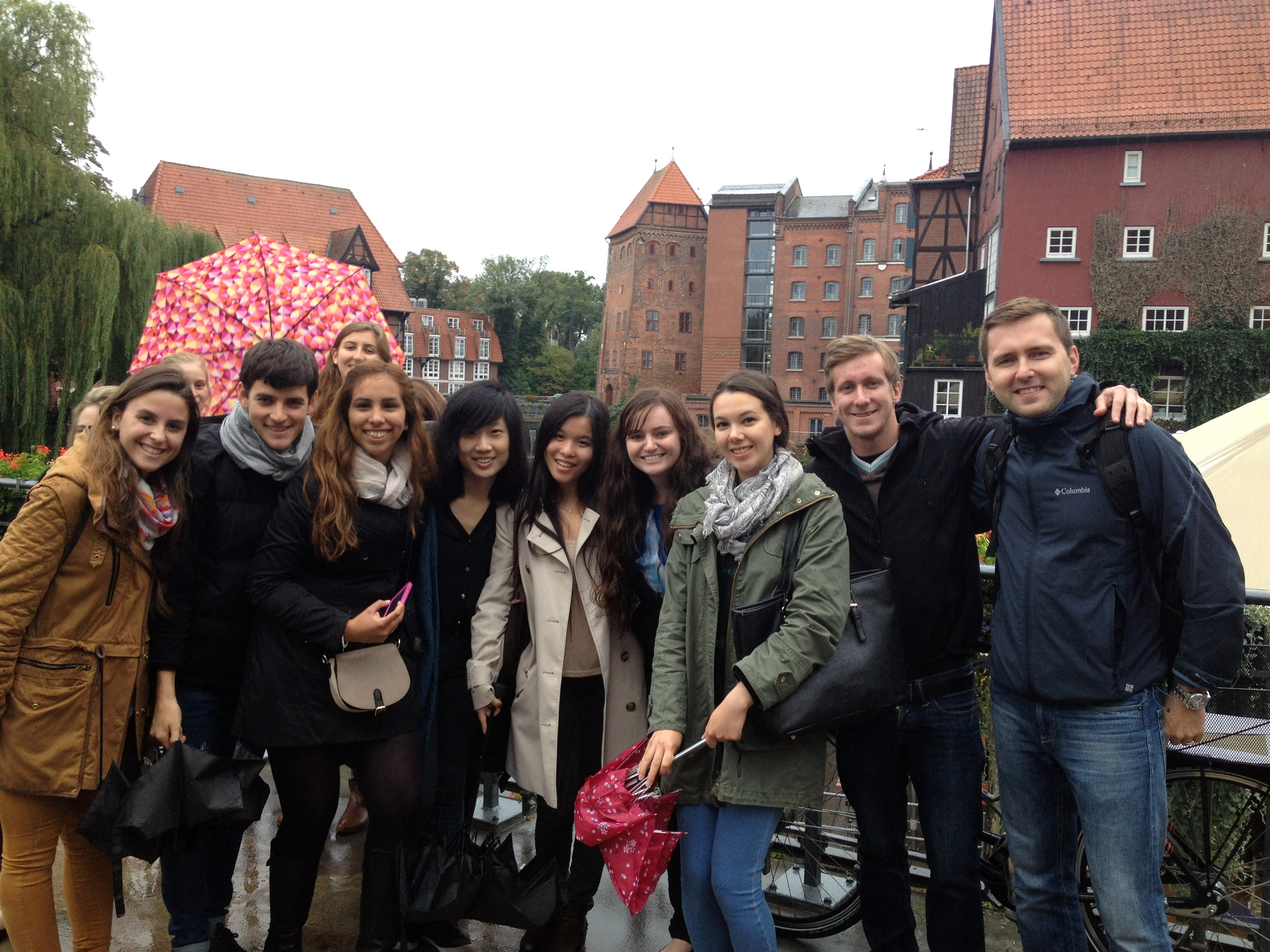 Excursion to Lüneburg